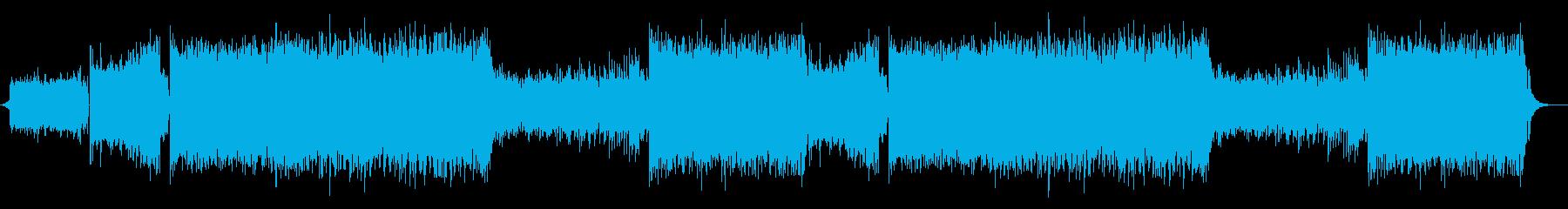 最後の戦い エレクトロ ボス ゲームの再生済みの波形