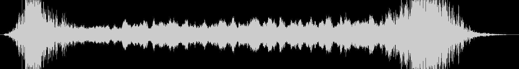 トランジション プロモーションパッド41の未再生の波形