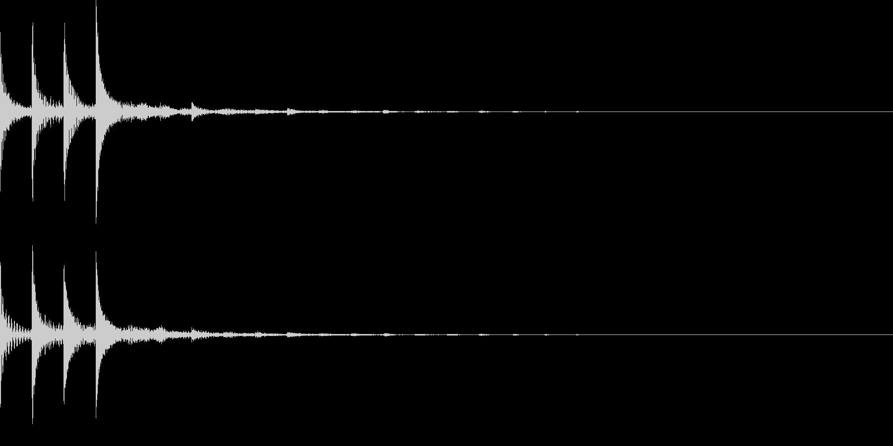 ピコポコ(テクノ宇宙SF/アイキャッチの未再生の波形