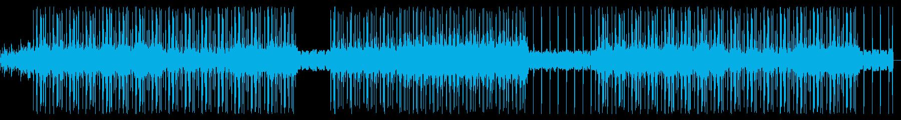 疑問 回想 推理 探索 逆再生音楽の再生済みの波形