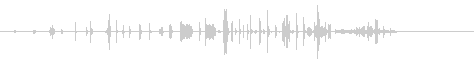Vocal Wheezing、Fl...の未再生の波形