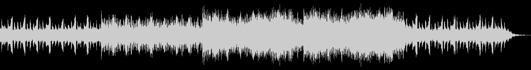 キラキラきれいなピアノコーポレートbの未再生の波形