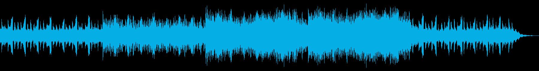 キラキラきれいなピアノコーポレートbの再生済みの波形
