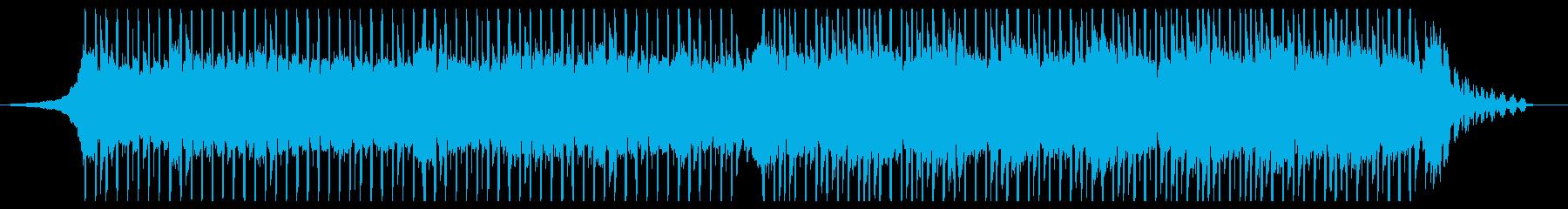 エレガント(中)の再生済みの波形