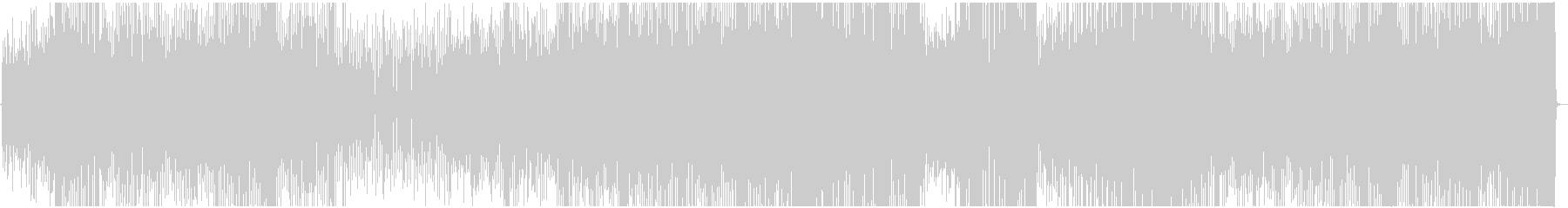 Danceable Latin numbers's unreproduced waveform