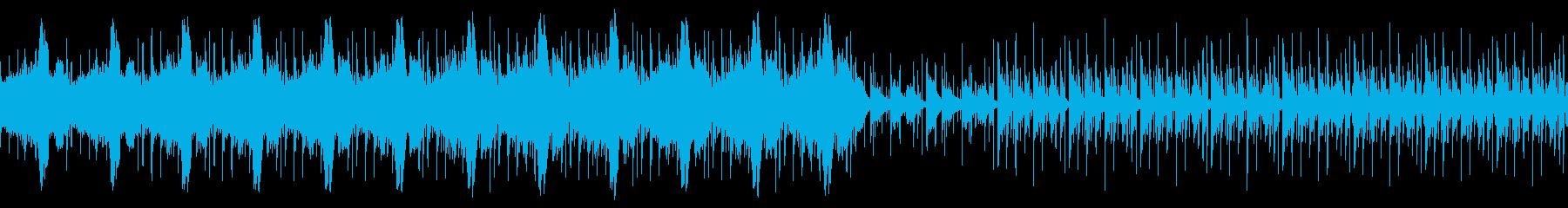 【高クオリティ】ダークダンジョン・暗めの再生済みの波形