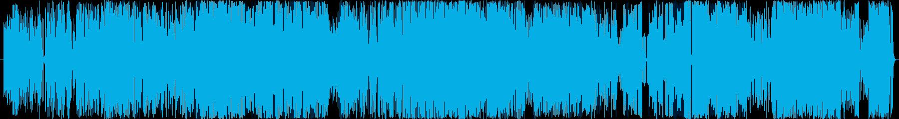 ケセラセラの再生済みの波形