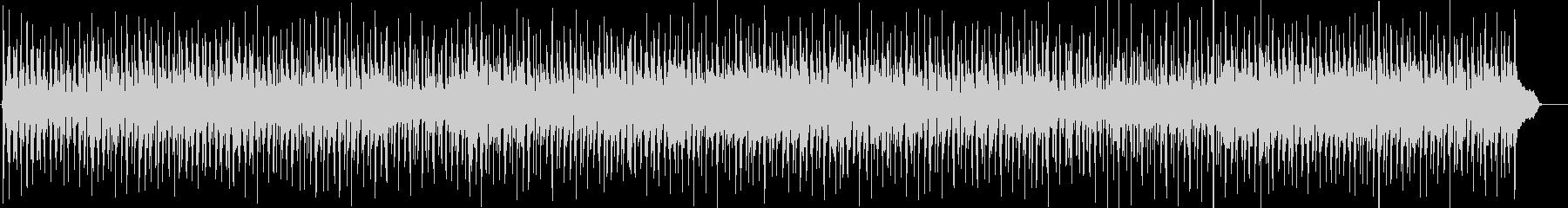 アーシーな90sロックBECKプライマルの未再生の波形