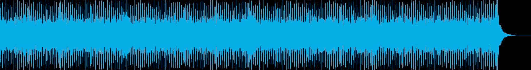 推理・解決・エンディング エレクトロニカの再生済みの波形