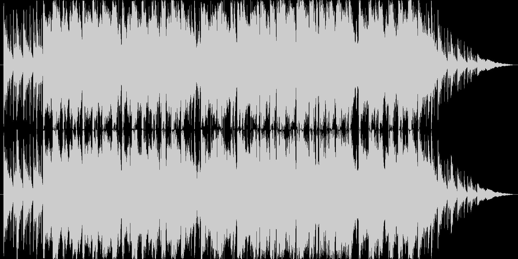 ケルト風BGM(自然・広大)の未再生の波形
