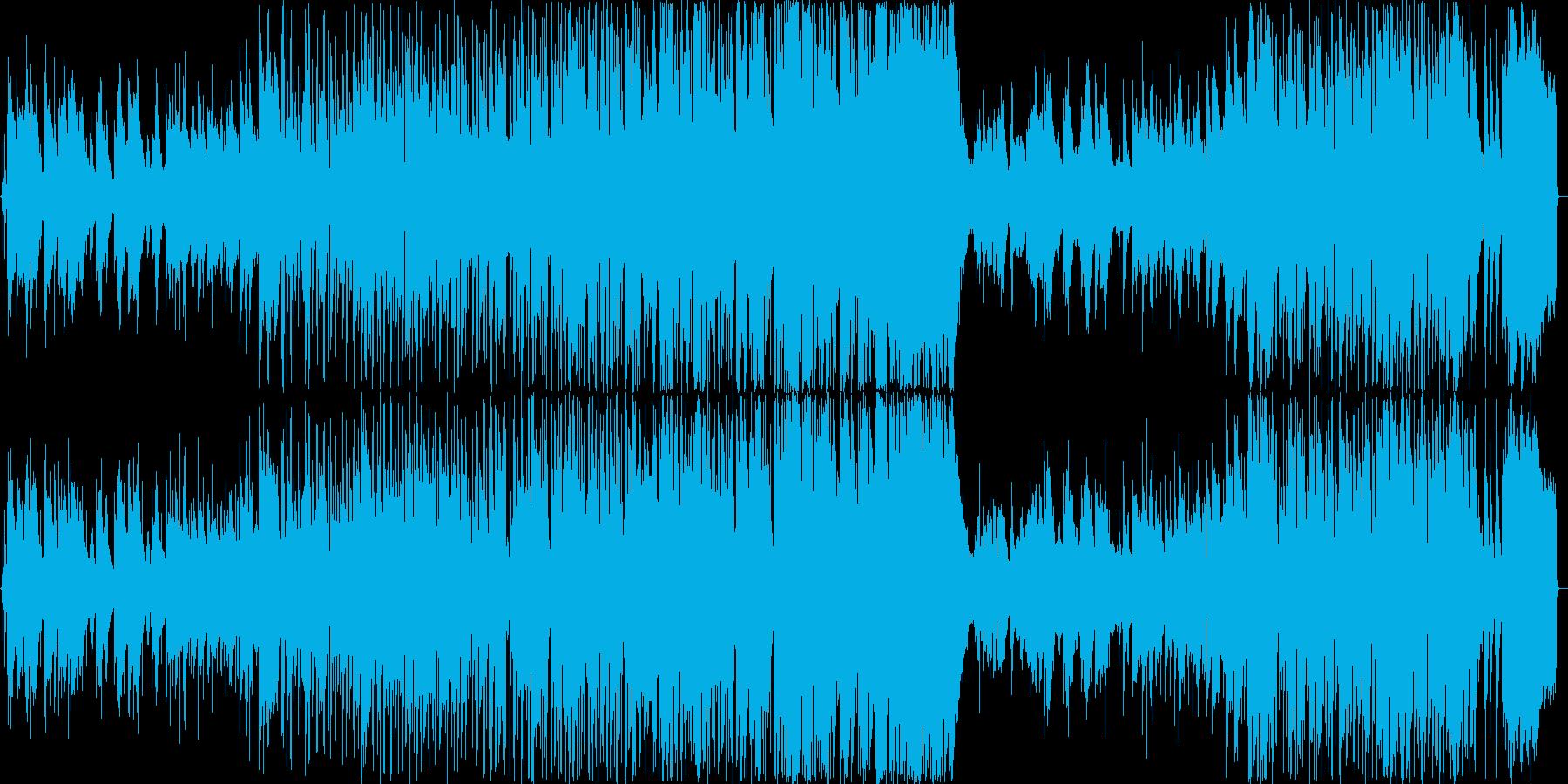 アダルトなムード溢れるオルガンバラードの再生済みの波形