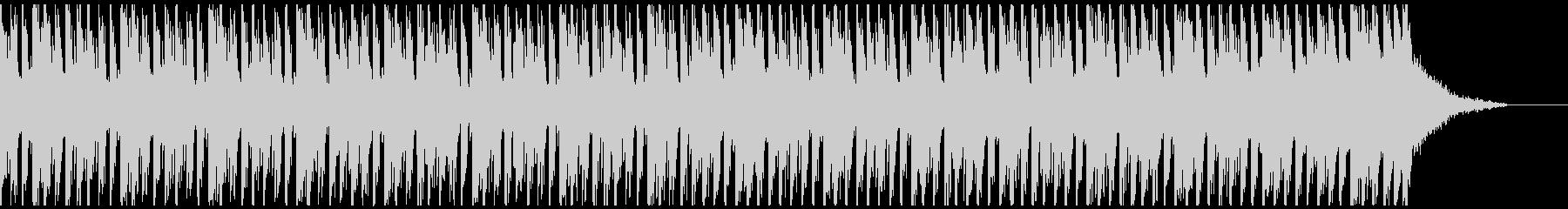 オシャ4つ打ち、スタイリッシュ雰囲気系7の未再生の波形