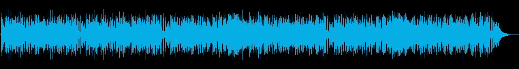 結婚式バッハメヌエット116チェンバロの再生済みの波形
