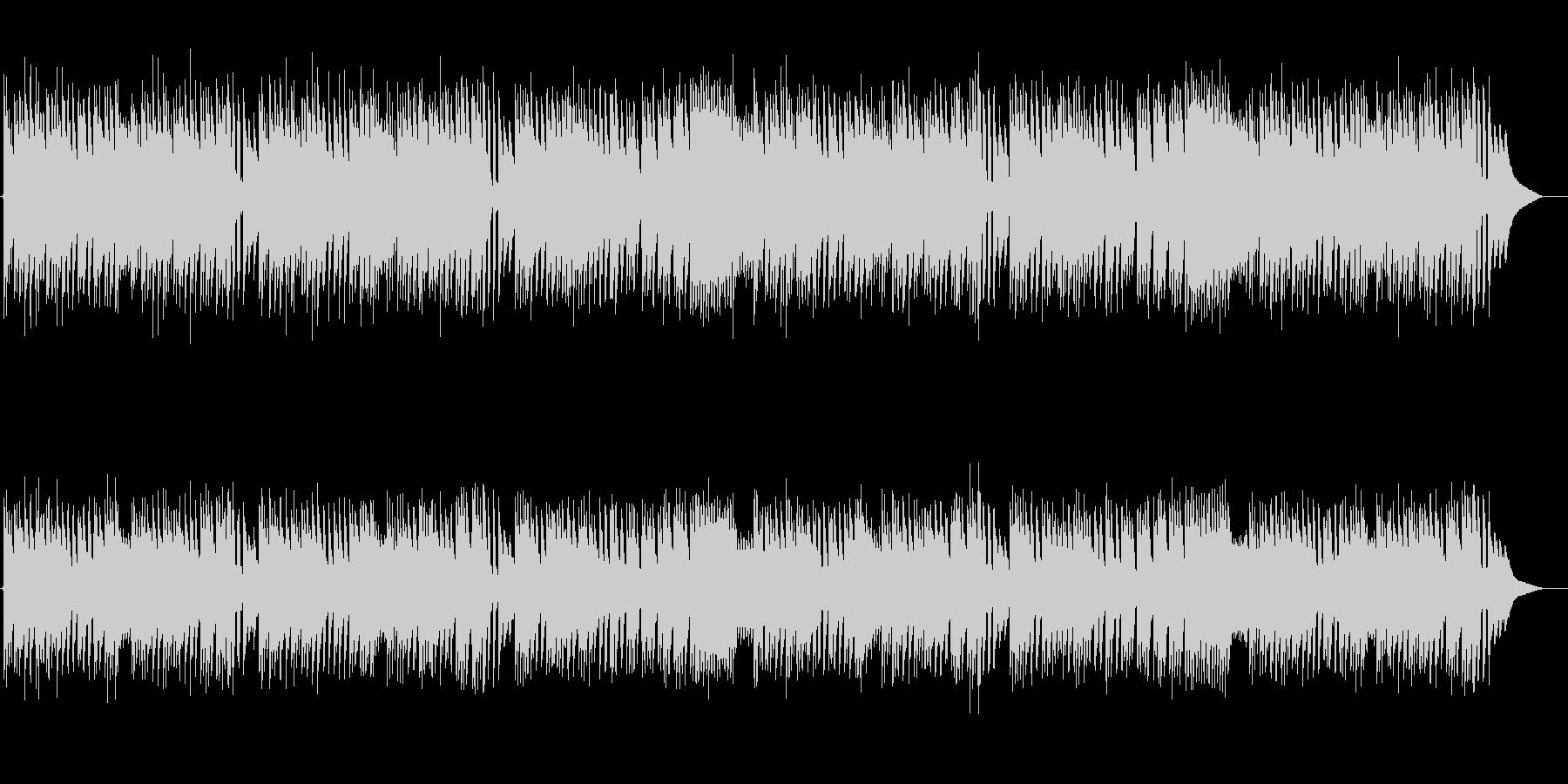 結婚式バッハメヌエット116チェンバロの未再生の波形