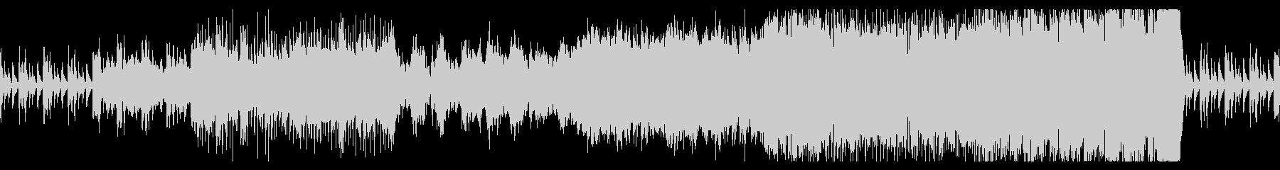 ティンパニーのリズムのオーケストラの未再生の波形