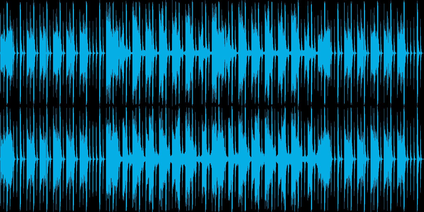 映像作品、VPにはかなりクールにはまる…の再生済みの波形