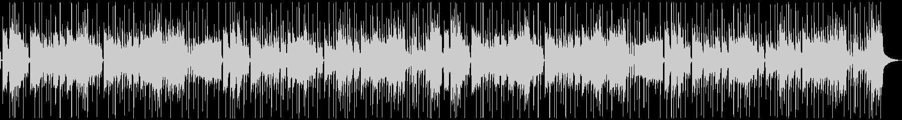 ノリノリ・ファンキー(メロあり)2ループの未再生の波形