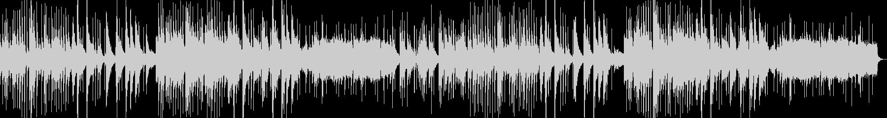 琴と和楽器 少し切ない和風BGMの未再生の波形