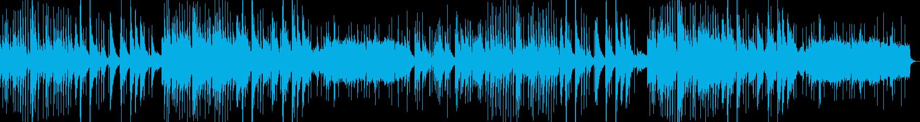 琴と和楽器 少し切ない和風BGMの再生済みの波形