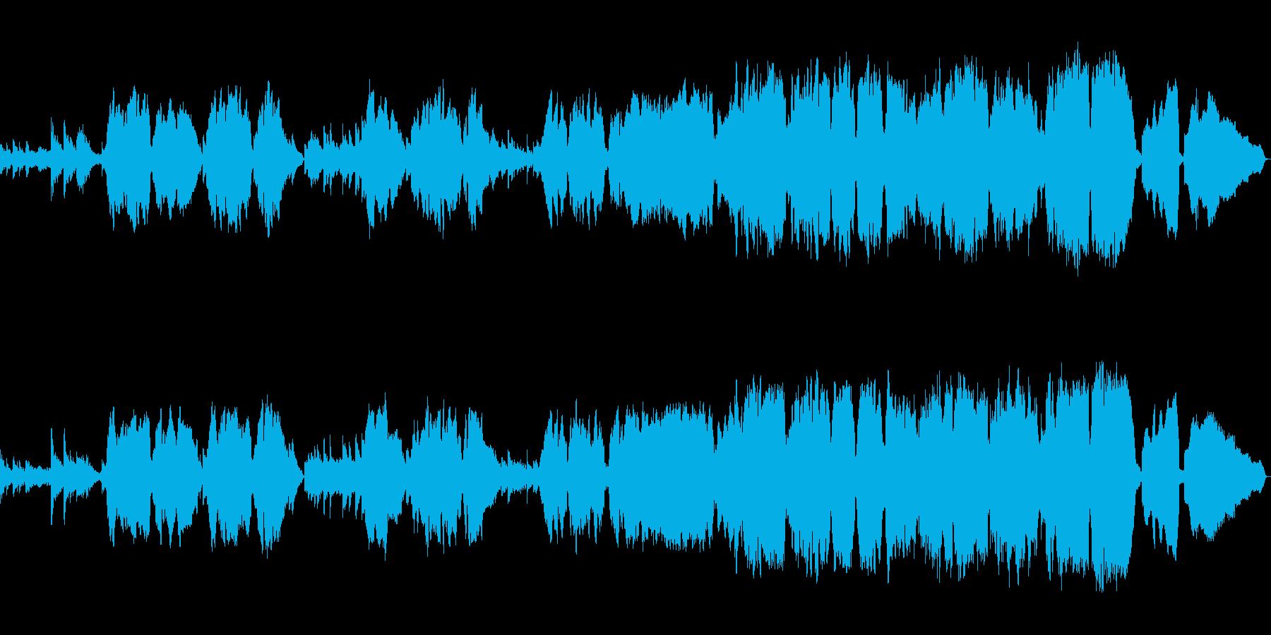 生演奏《ユーフォニウムの懐かしい曲 感動の再生済みの波形