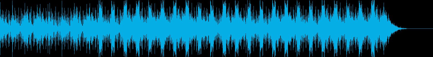 Pf「陰謀」和風現代ジャズの再生済みの波形