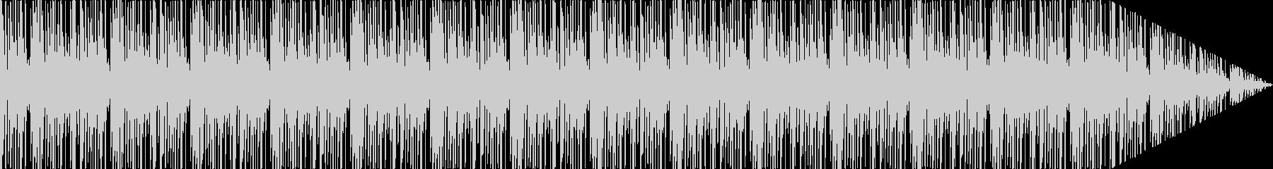 ループ。ジャングルドラムループとシ...の未再生の波形