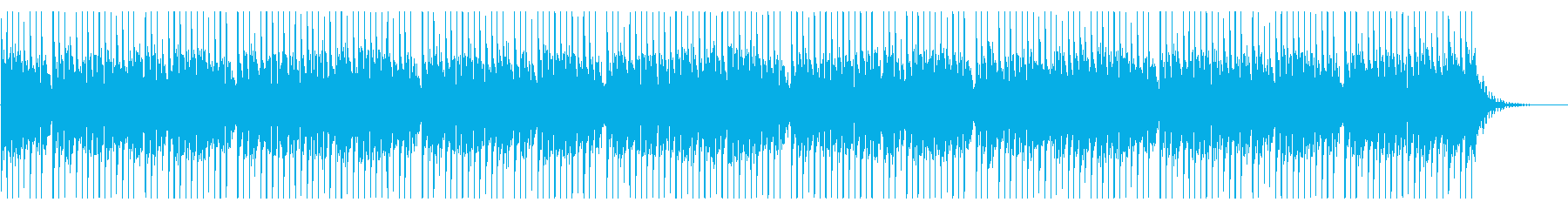怒れる壮大なドラムソロの再生済みの波形