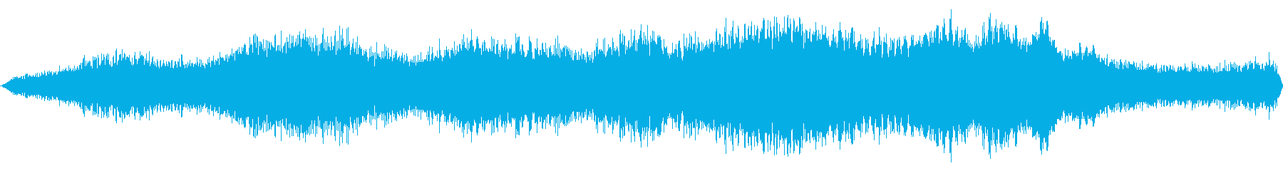 高周波と低周波が交互に現れるデジタ...の再生済みの波形