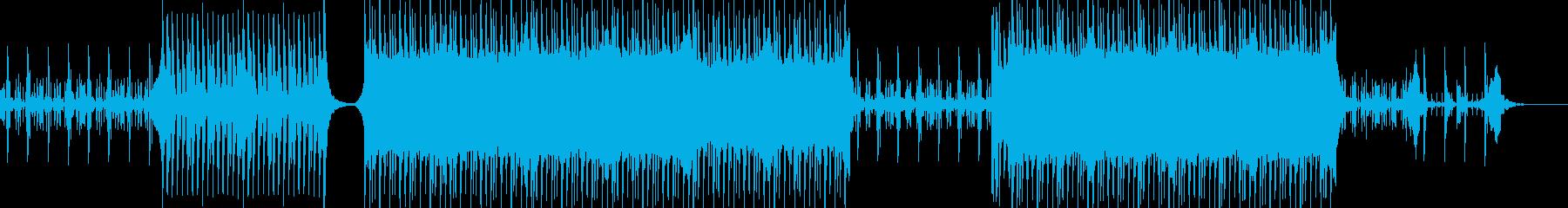 テクノ ハードコア トランス アク...の再生済みの波形