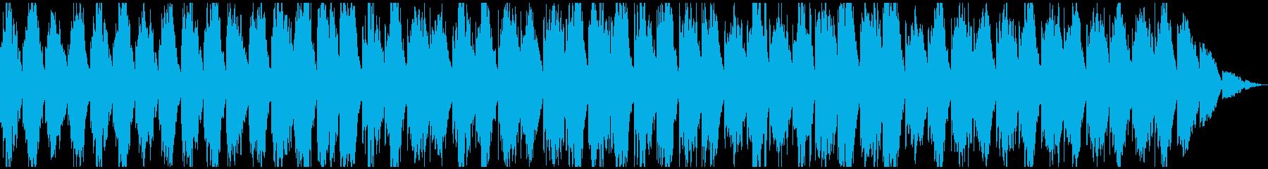 瞑想やヨガ、睡眠誘導のための音楽 08bの再生済みの波形