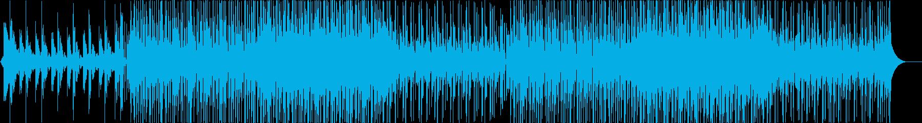 ほのぼのサマー夏の日_Inst Longの再生済みの波形