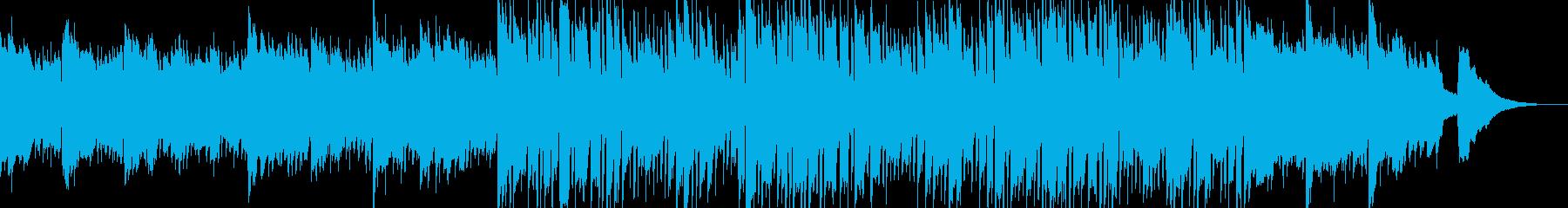 Warm Calm Acousticの再生済みの波形