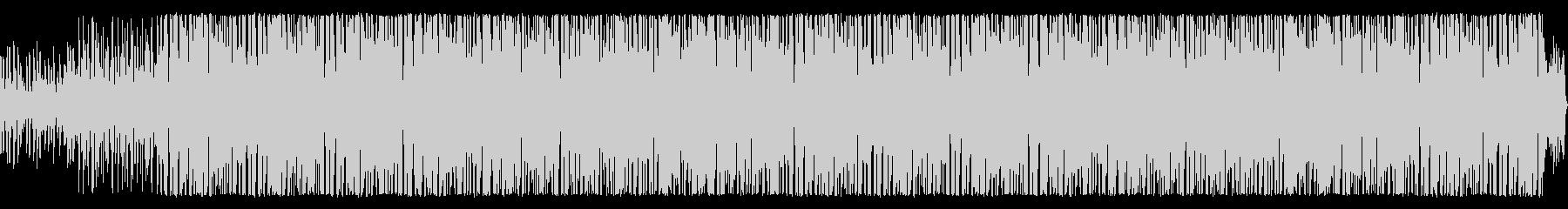 サウスミュージック。ラテンの未再生の波形