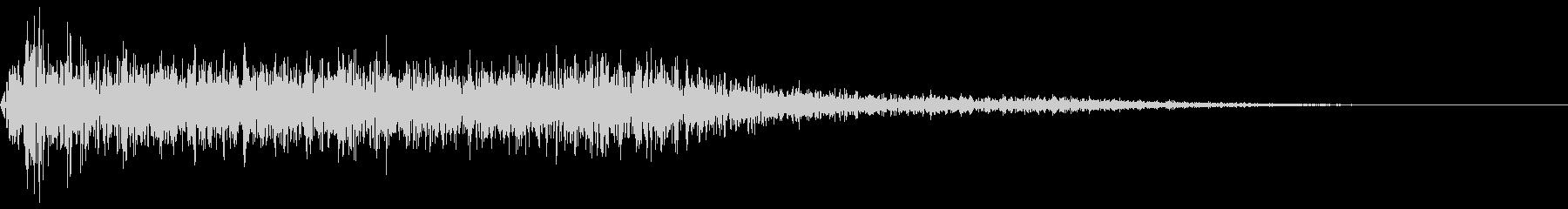 シューッという音EC07_88_5 2の未再生の波形
