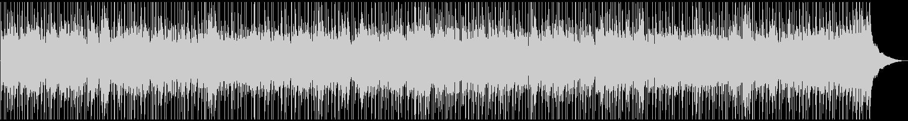 ほのぼのとしたカントリーバラードの未再生の波形