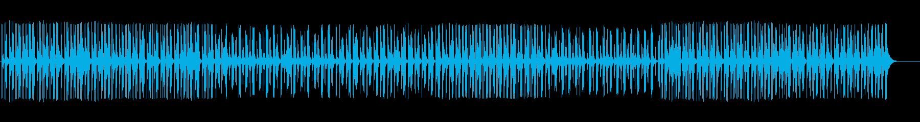 まったり木琴のゆるかわポップ♫の再生済みの波形