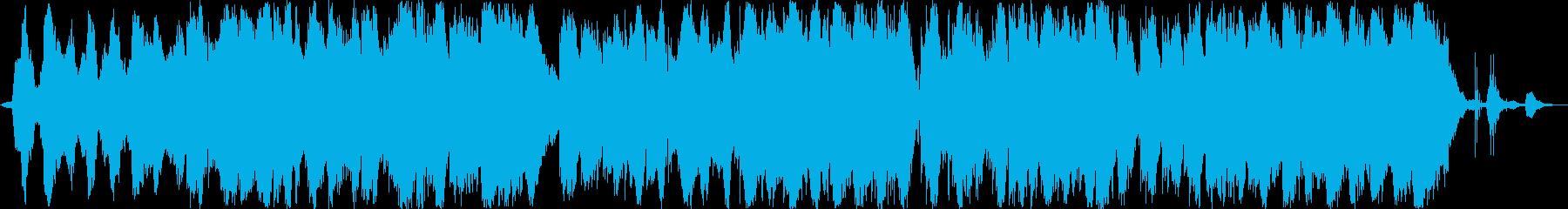 エレクトロニック 説明的 静か 気...の再生済みの波形
