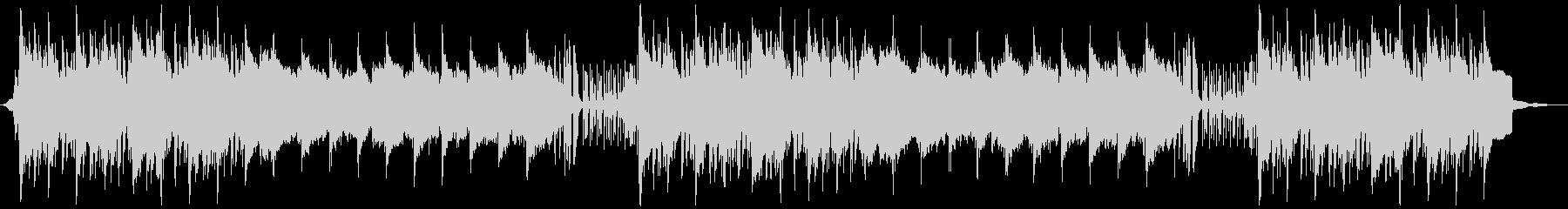 アコーディオンと笛がメインの村BGMの未再生の波形