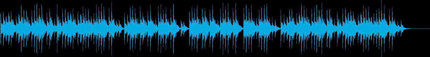 花の歌 ランゲ オルゴール クラシックの再生済みの波形