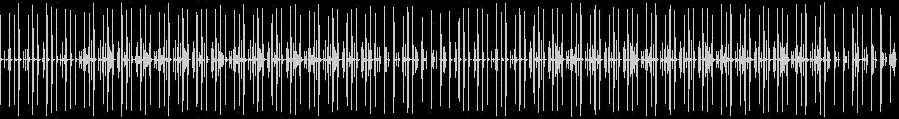 ほのぼの犬猫フルートBGM パターンCの未再生の波形