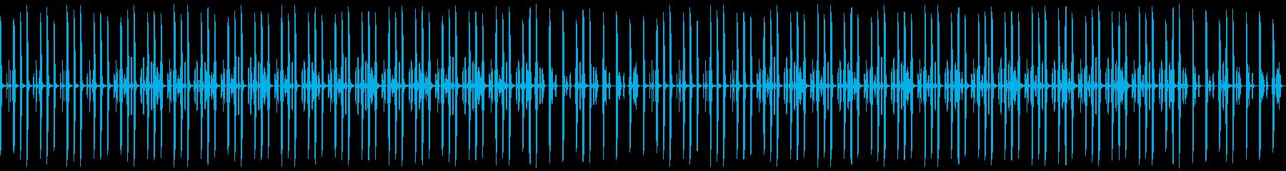 ほのぼの犬猫フルートBGM パターンCの再生済みの波形