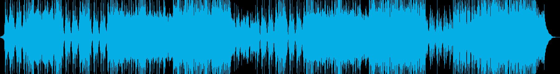 スリラーシンセ・ホラーなR&B ホルン無の再生済みの波形