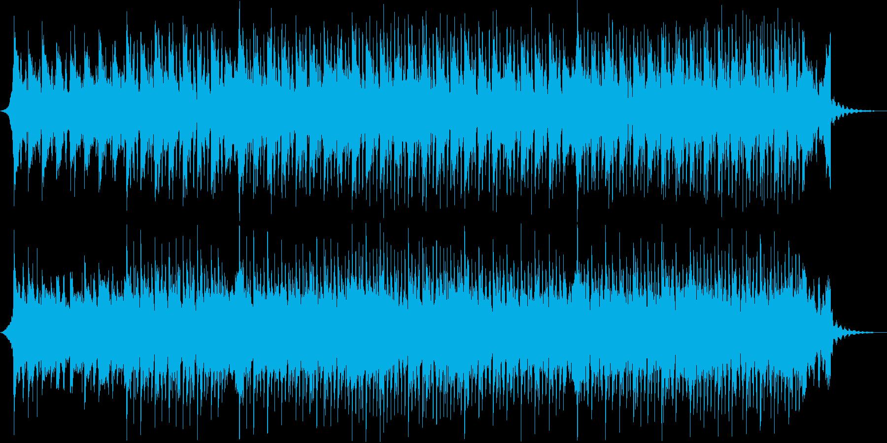 企業VP系81、シンプル、シンセ、爽快aの再生済みの波形