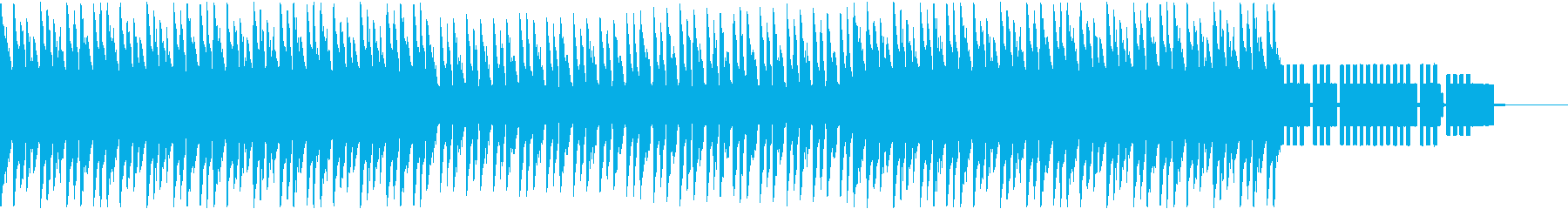 サクッと使える1min.BGM♪ 12の再生済みの波形