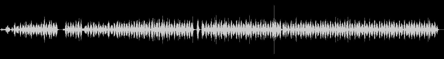 ハックソー:金属ソーの切断の未再生の波形