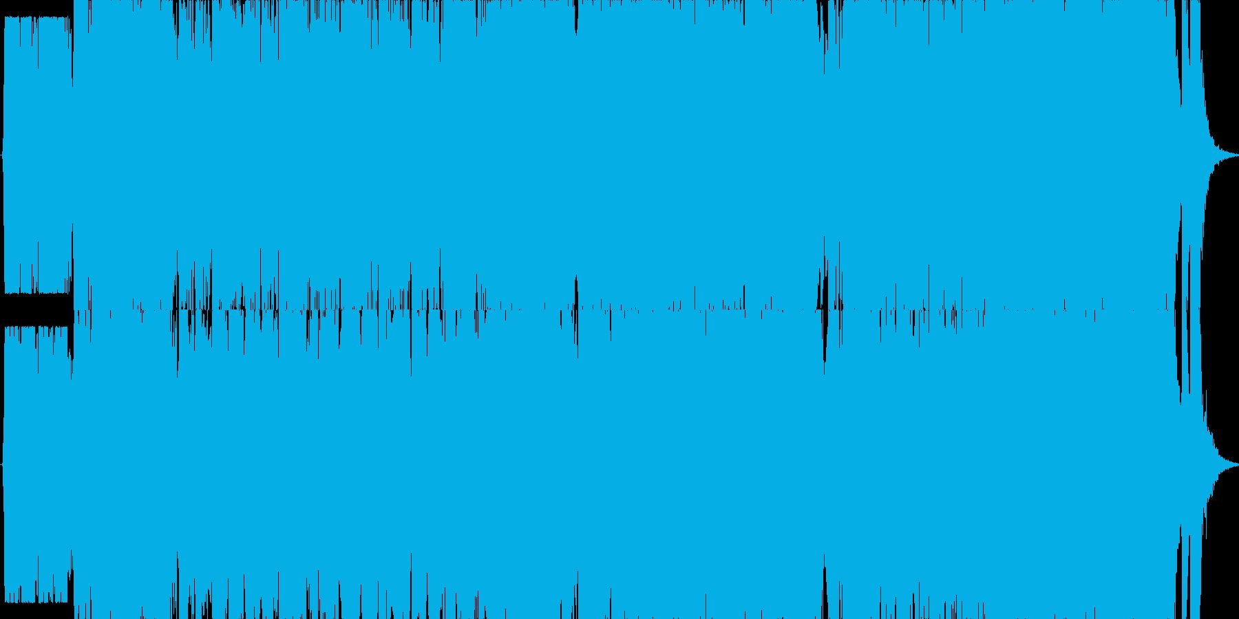 映画・ゲーム用バトルBGM8の再生済みの波形