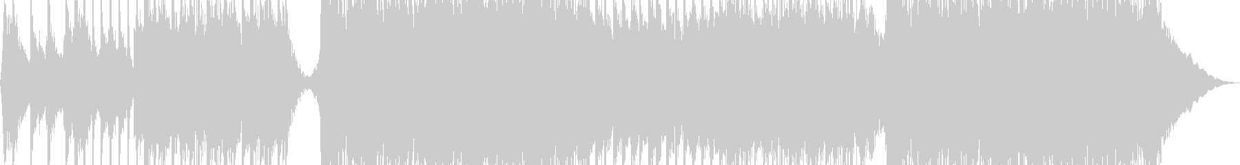 Super stylish rock's unreproduced waveform