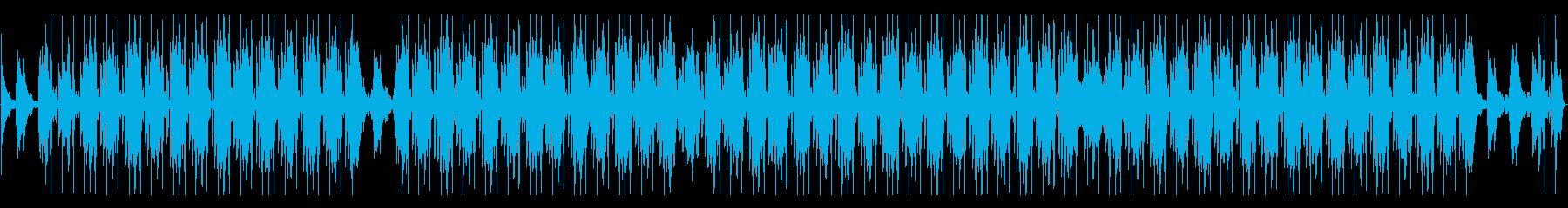 雑談配信!生演奏ギターlofiチルの再生済みの波形