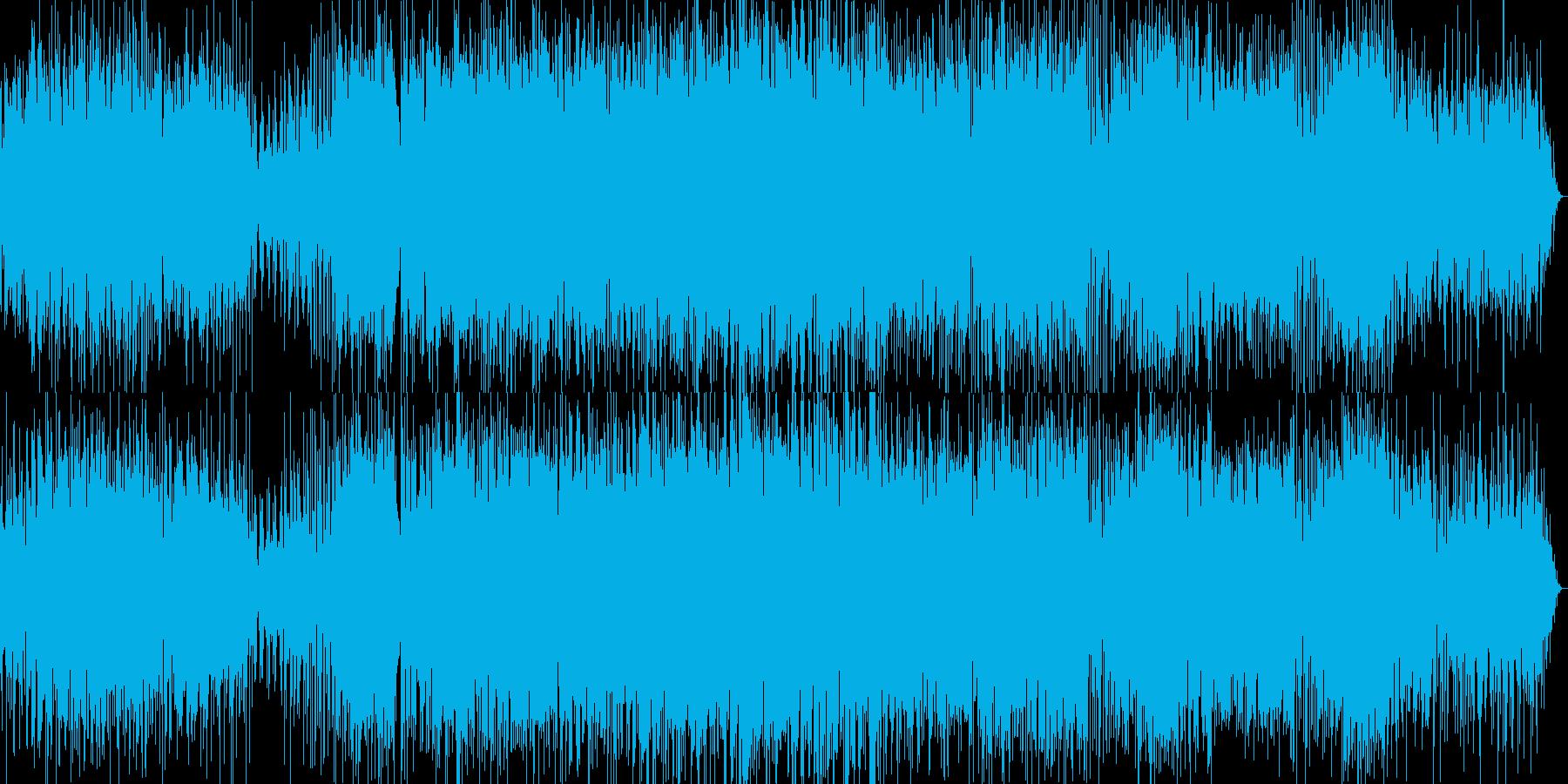 ジャン・ミシェル・ジャールとピンク...の再生済みの波形