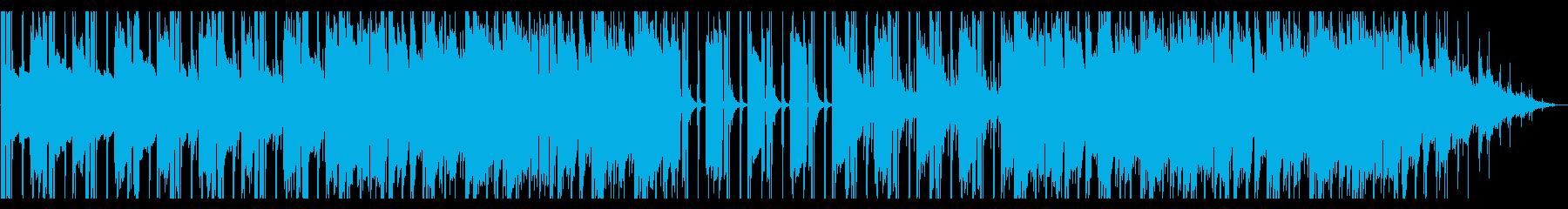 怪しい/ヒップホップ_No417の再生済みの波形
